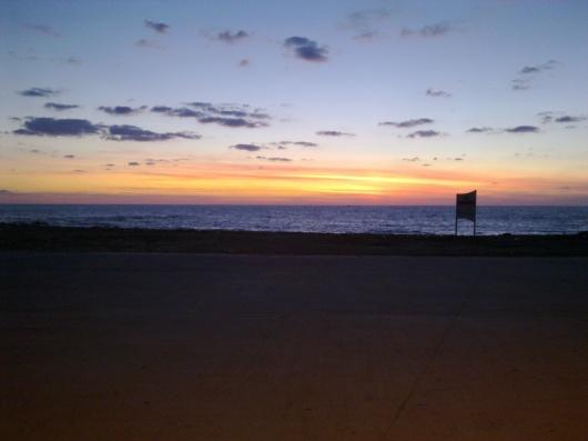 חוף העליה, נובמבר 2011