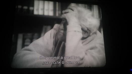 שורה מהסרט: דעתו של בן גוריון על בודהיזם